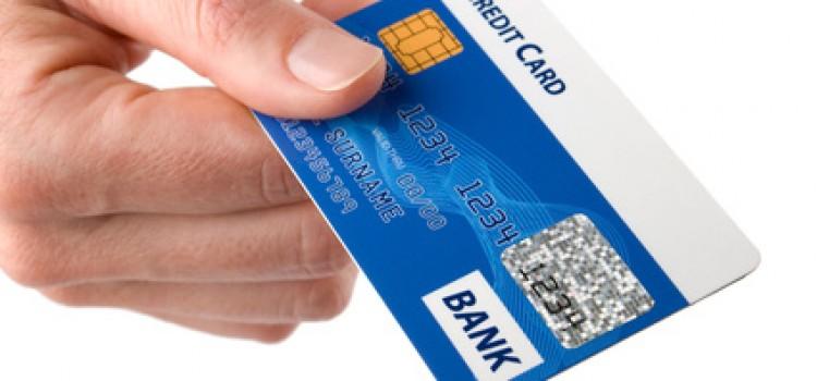 Ein Kreditkartenvergleich lohnt sich!