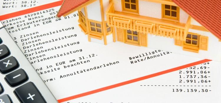 Supergünstige Konditionen Baufinanzierung für Eigenheim